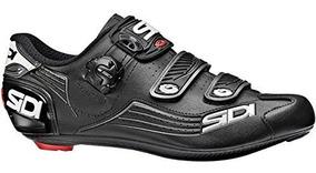 diferentemente 6585a e8705 Zapatillas De Ciclismo Sidi Alba Carbon Para Hombre, Negro 4