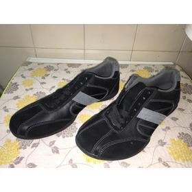 Zapatillas De Cuero Importadas