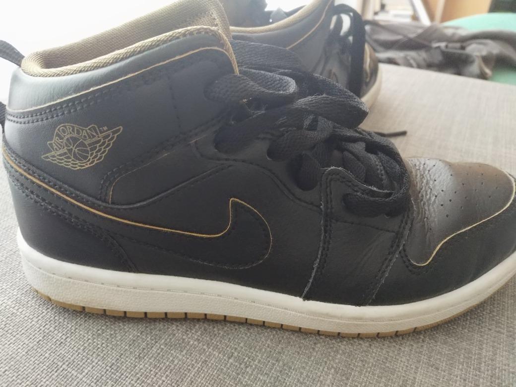4c9d0196a6775 zapatillas de cuero michael jordan. Cargando zoom.
