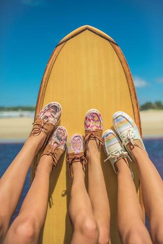 zapatillas de dama barca dark- nuevos modelos perky