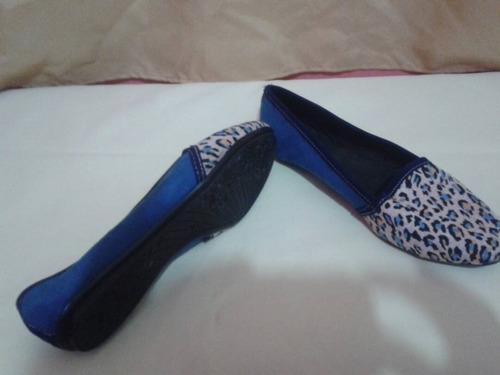 zapatillas de dama nuevas