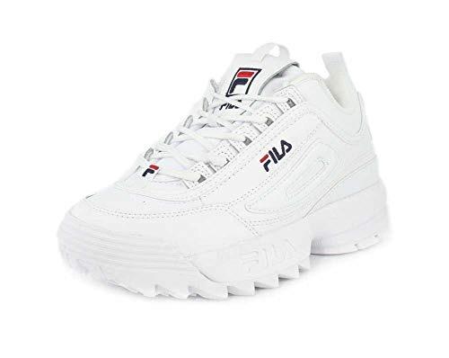 3739b4f0ec5 Zapatillas De Deporte Fila Disruptor Ii Premium Para Mujer ...