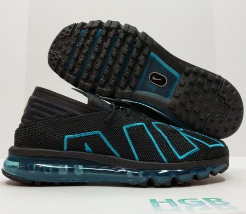 separation shoes 19f49 6e456 zapatillas de deporte nike air max flair para hombre, negro