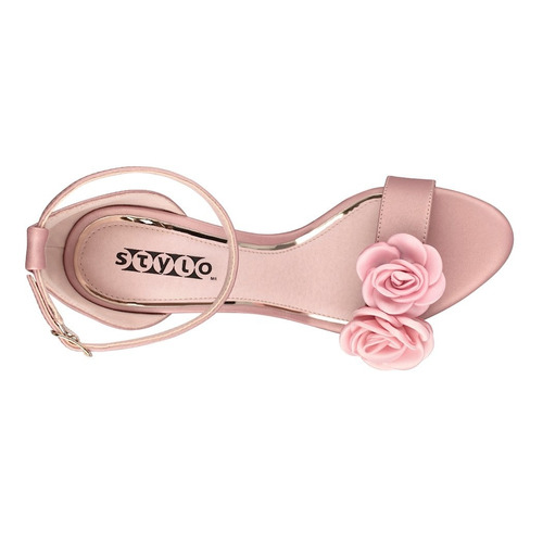 zapatillas de fiesta para mujer stylo textil s-8075