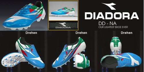 zapatillas de futbol diadora talla 33