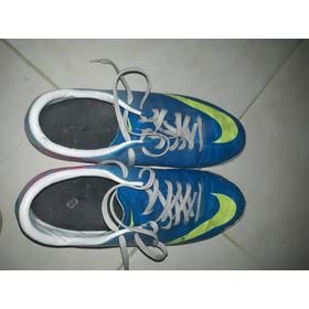 Zapatillas De Futbol Nike Mercurial