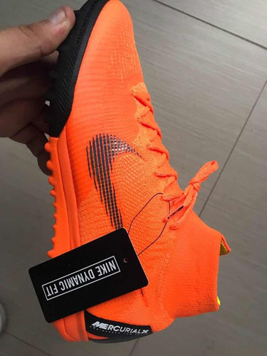zapatillas de futbol nike mercurial tf grass sintético futsa
