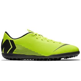 calidad superior nueva llegada Venta de liquidación 2019 Zapatillas De Fútbol Nike Mercurial Vapor X 12 Para Hombre