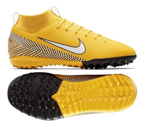 zapatillas de fútbol nike superfly 6 junior - en oferta