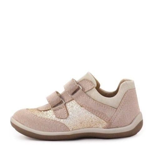 zapatillas de gamuza coco de niños batistella