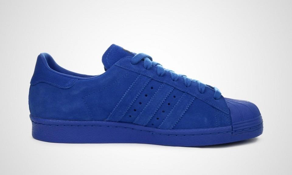 adidas superstar azules