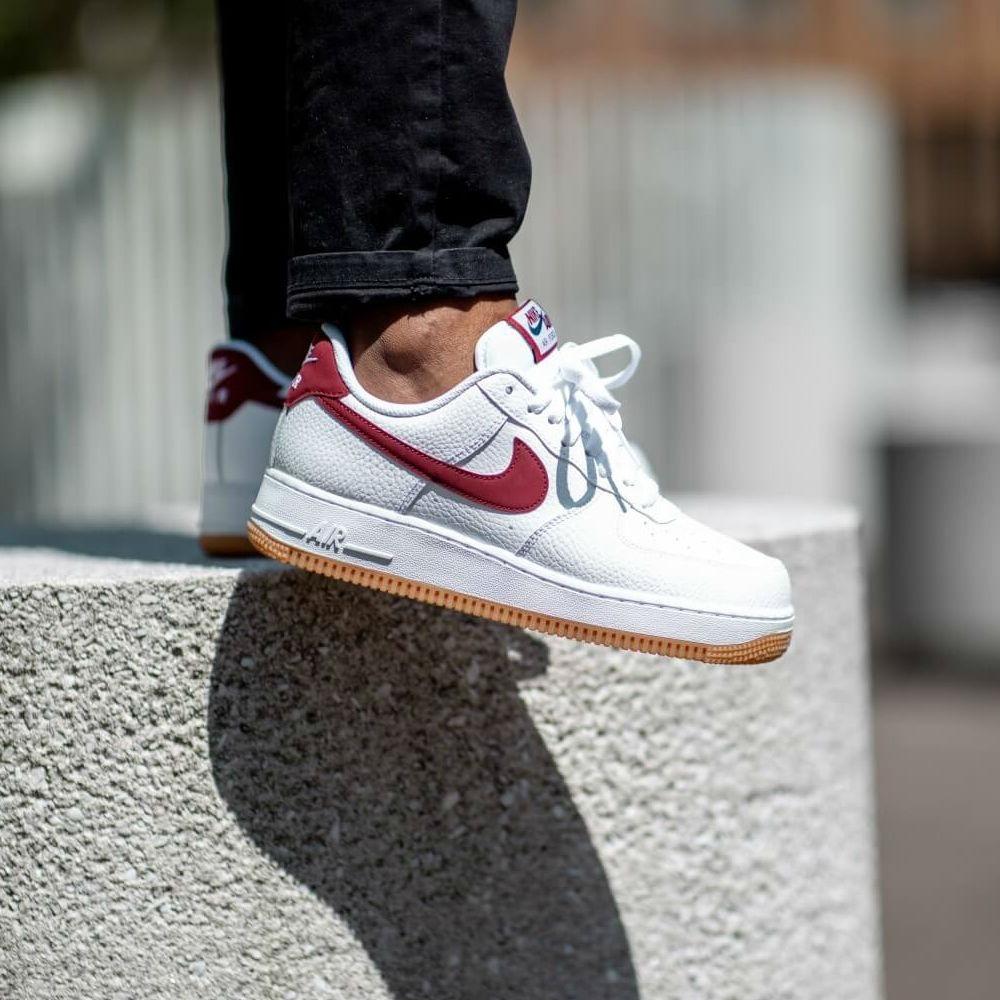 Zapatillas De Hombre Nike Air Force 1' 07 Nuevo Original