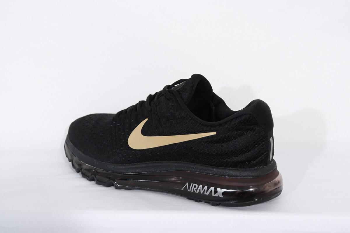 9b90927ca9982 zapatillas de hombre nike air max 2017 negras envio gratis. Cargando zoom.