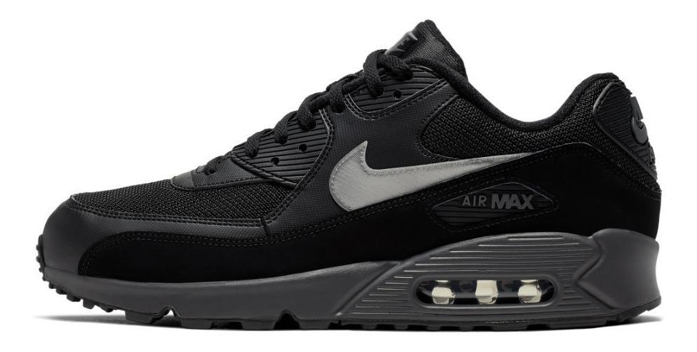 Zapatillas De Hombre Nike Air Max 90 Essential Negro 2019
