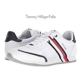 Zapatillas De Hombre Tommy Hilfiger 100% Original En Stock