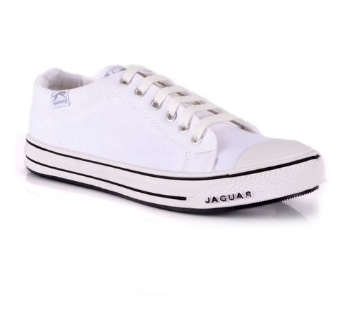 zapatillas  de lona jaguar 320 puntera  envio gratis