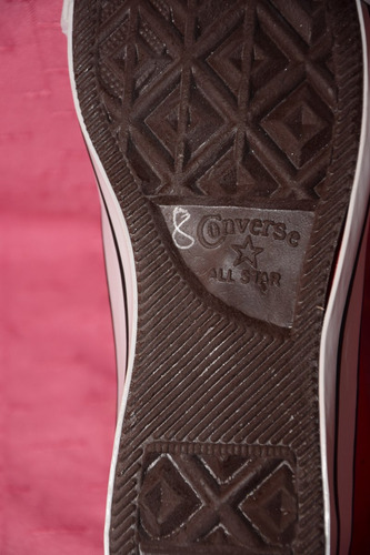 zapatillas de lona nacional