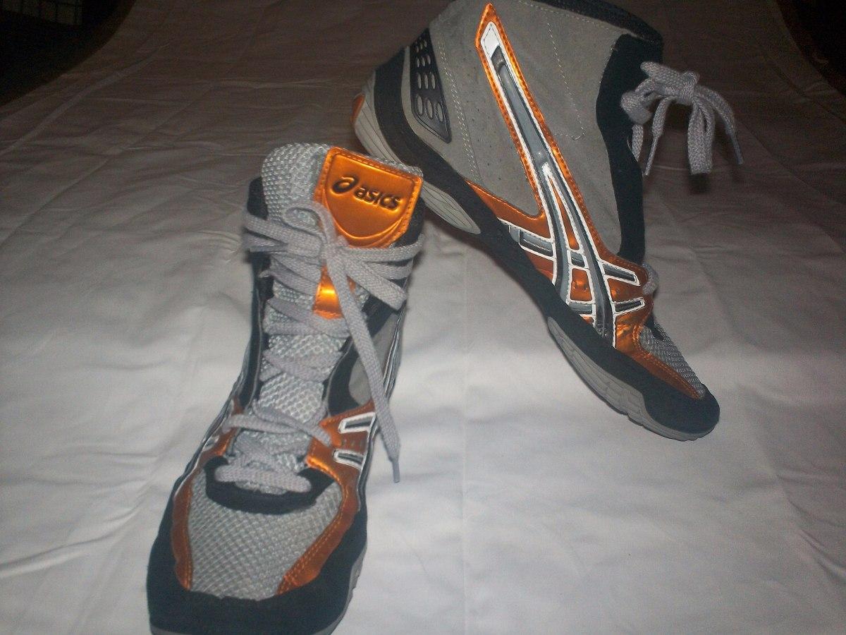 zapatillas de lucha olimpica asics