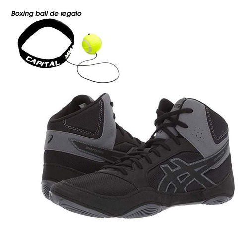 zapatillas de lucha snapdown