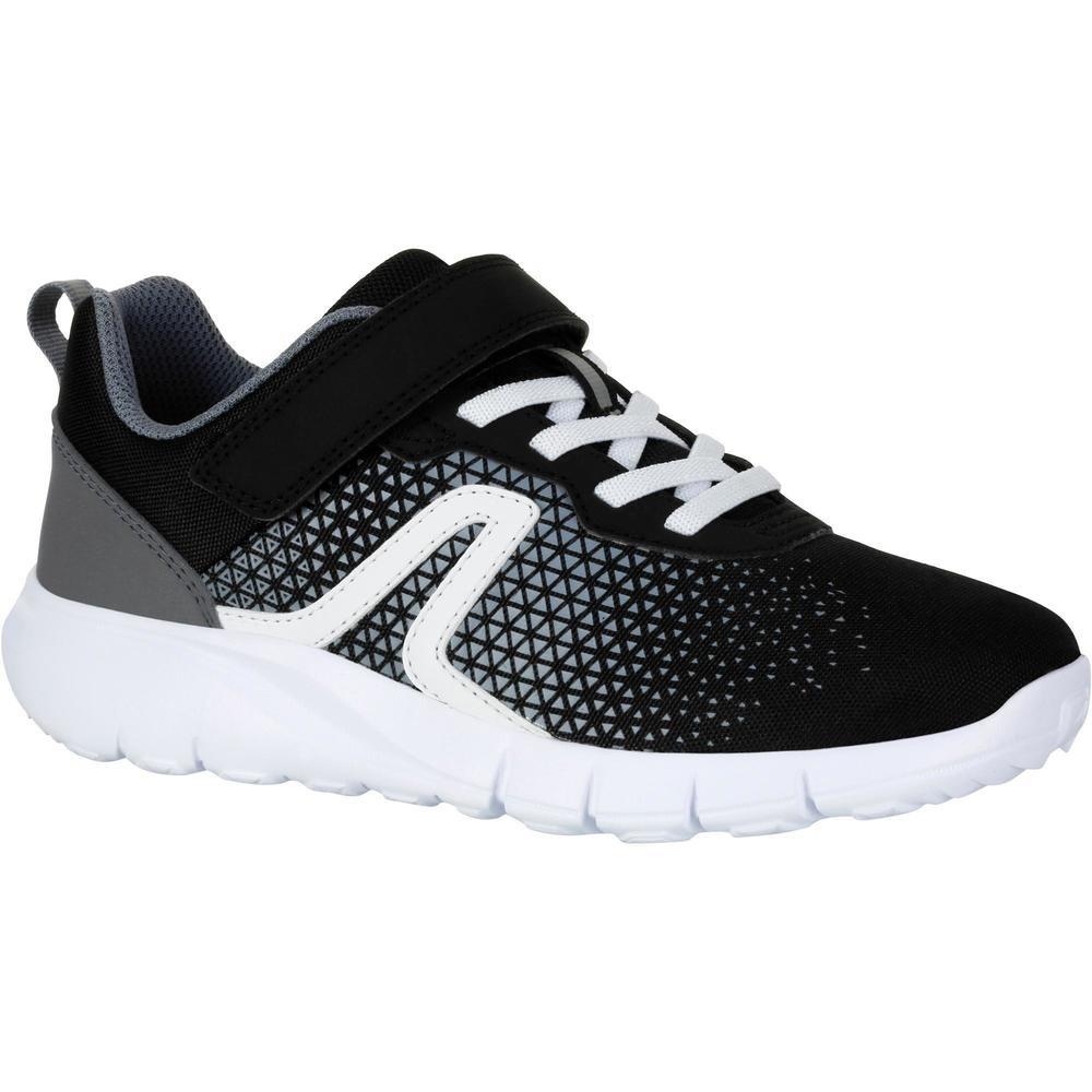 562eb7d36 zapatillas de marcha para niños soft 140 negras. Cargando zoom.