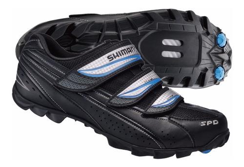 zapatillas de mtb shimano wm51 mujer spd - candembike