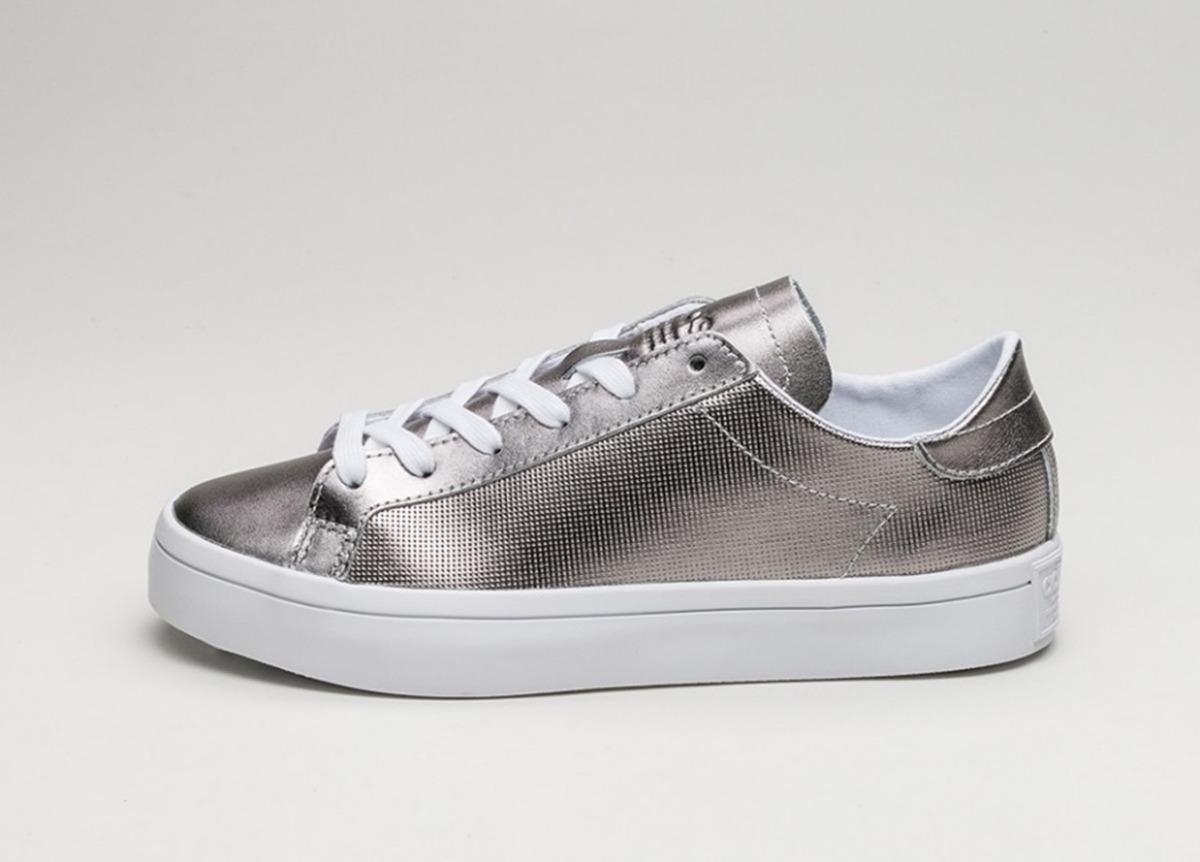 sports shoes 74204 c1b35 zapatillas de mujer adidas originals court vantage w. Cargando zoom.