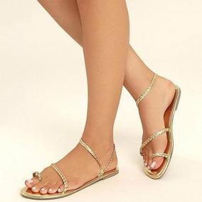 Cuerda PlanaFlopFli Zapatillas Mujer De Con Sandalias 0POkw8Xn