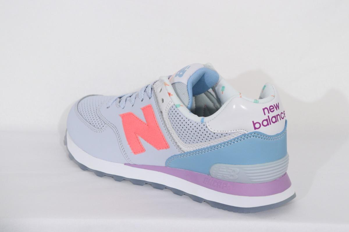 sneaker mujer new balance 574
