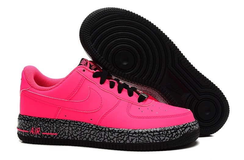 Nike Air Force 1 fucsia