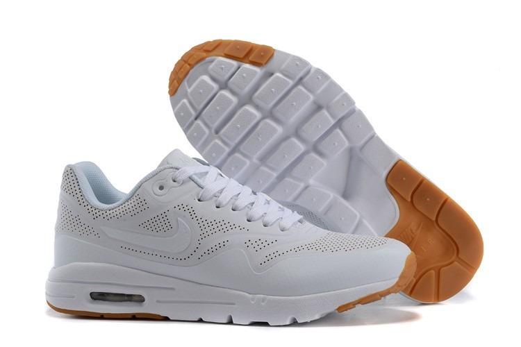 zapatillas nike air max ultra moire blancas