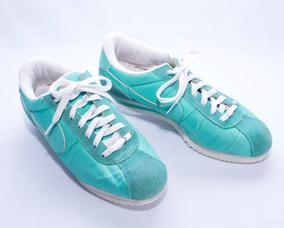 Zapatillas Y Mujer De Cortez 72 Turquesa Blanco Nike 0OPn8kw