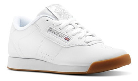 Zapatillas De Mujer Reebok Princess Classic Blanco Original