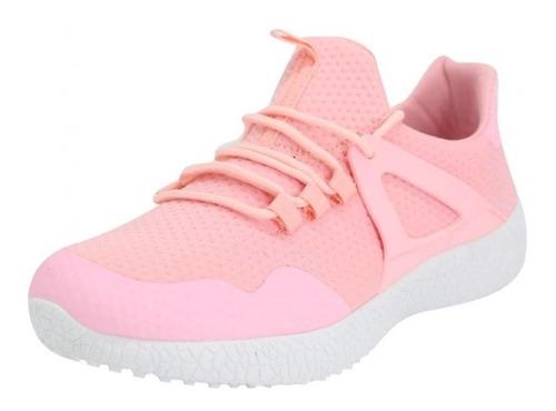zapatillas de mujer trotar gimnasio original // agta