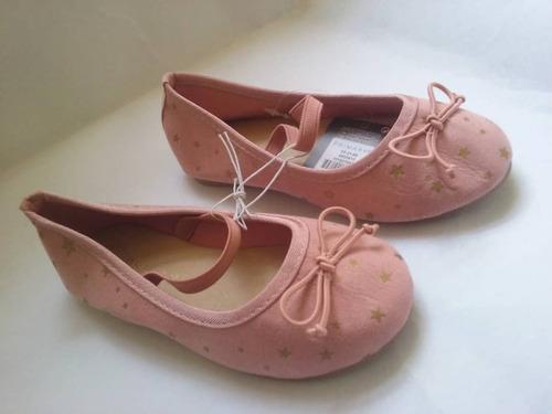 zapatillas de niña.