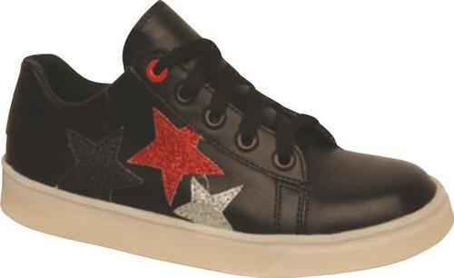 zapatillas de niña con detalles de estrellas del 21 al 26