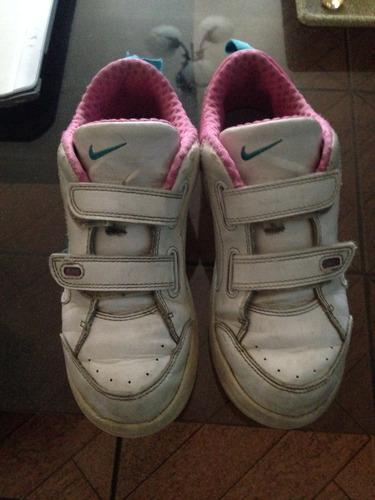zapatillas de niña nike nº 33.5