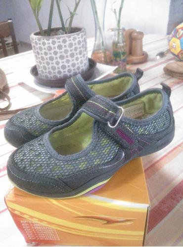 zapatillas de niña rs21 originales usadas
