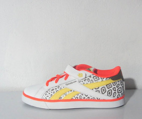Zapatillas De Niños Reebok Court Low The Lion Guard