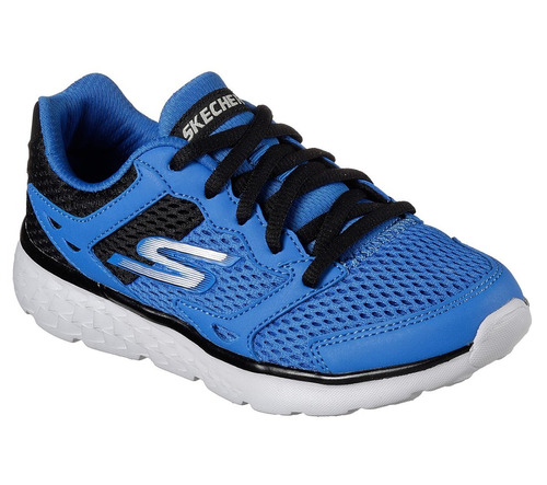 zapatillas de niños running skechers run 400 zodox / bs