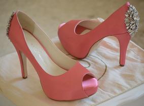 ed89026b Zapatos De Novia Guadalajara - de Mujer Stilletos 27 en Mercado ...