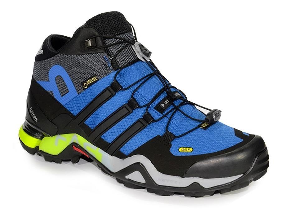 Zapatillas De Outdoor adidas Terrex Fast R Mid Gtx Az