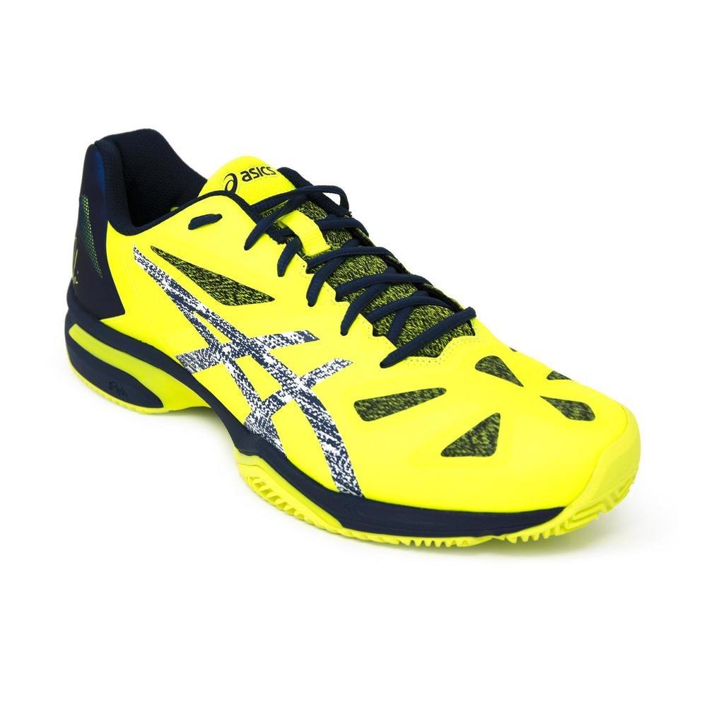 888649e64be zapatillas de pádel asics lima adulto amarillo negro. Cargando zoom.