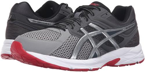 Zapatillas De Running Asics Gel contend 3 Para Hombre, Gris