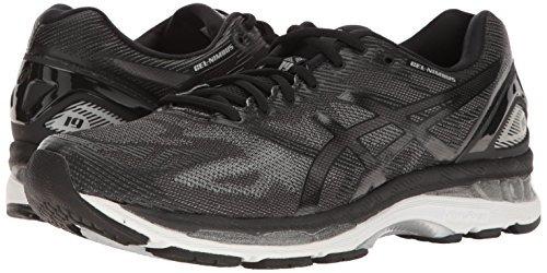 separation shoes 7b9b2 dc74e Zapatillas De Running Asics Para Hombre Gel-nimbus 19, Negro