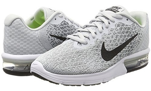 Zapatillas De Running Nike Air Max Sequent 2 Para Mujer Pure