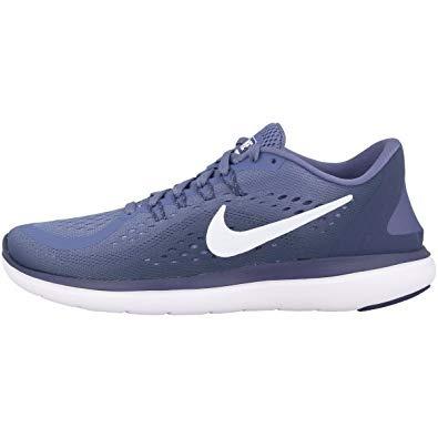 Zapatillas De Running Nike Flex 2017 Rn Para Mujer (9, Recu