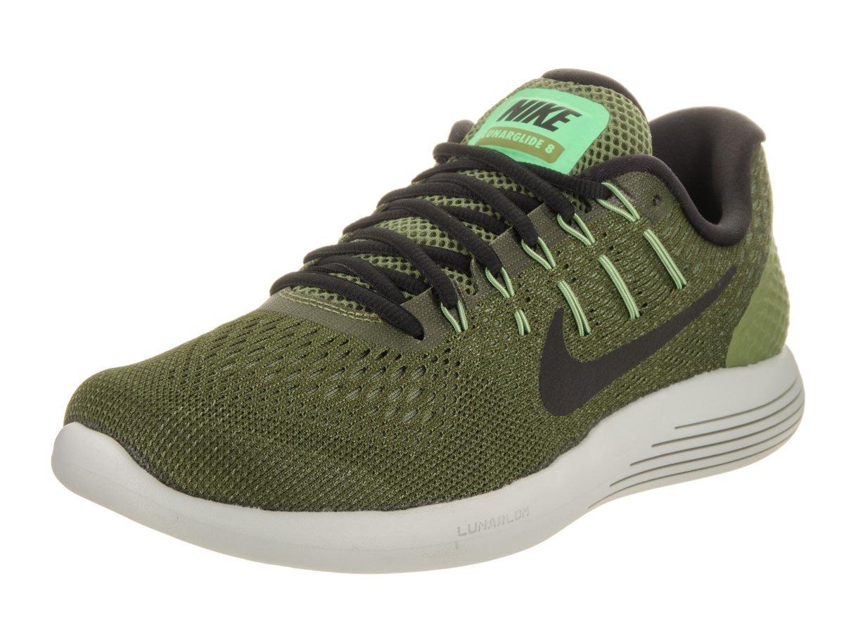 buy popular 8f61c b2f27 Zapatillas De Running Nike Lunarglide 8 Verde Palo Negr . ...