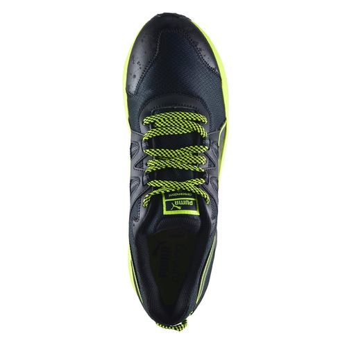 zapatillas de running puma descendant tr hombre negro