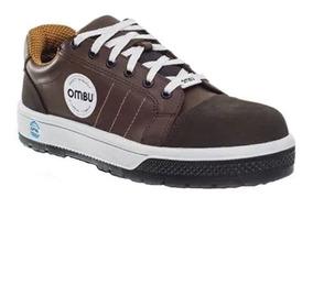 zapatos de seguridad ombu