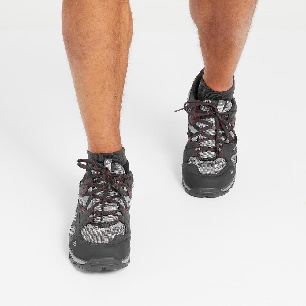 eb228b36a2c zapatillas de senderismo montaña hombre mh100 impermeables. Cargando zoom.